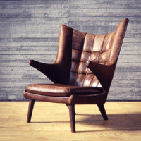 max hans wegner pp19 armchair
