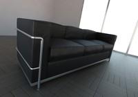 sofa le corbusier max