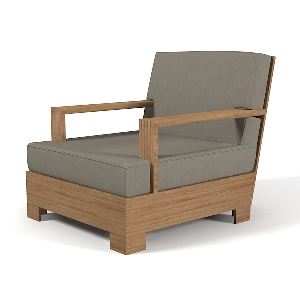 Sutherland REEDED LOUNGE CHAIR outdoor Designed by John Hutton modern contemporary terrace0001.jpg