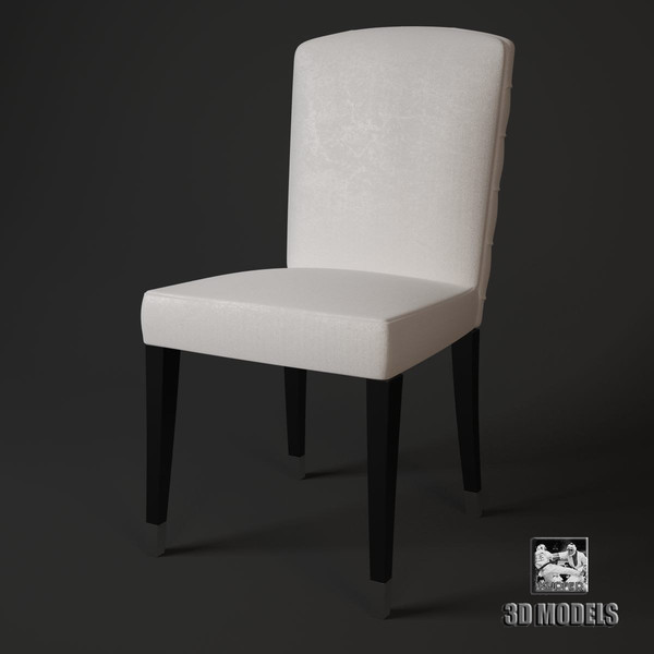 fendi casa chair 3d max - Fendi Casa Chair... by kupfer