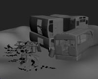 3d model scrap