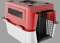 pet transport box 3ds