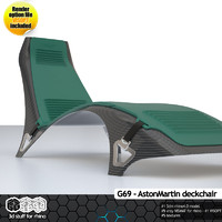 G69-AstonMartin deckchair