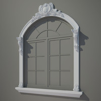 Window Frame 02