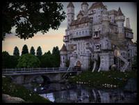 3d old castle