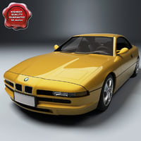 obj bmw 8 series e31