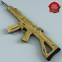Bushmaster Adaptive Combat Rifle ACR MASADA