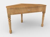 desk lwo