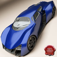 Marussia B2 Super Car