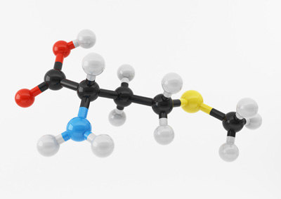 3d model amino acids - Methionine... by monade