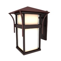 Outdoor wall lantern 05