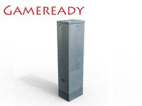 gameready phone junction box 3d x