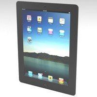 obj apple ipad 2