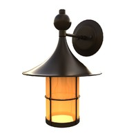 Outdoor wall lantern 10