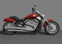 Harleydavidson chopper