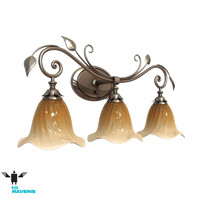 10ravens Ornate Wall Sconce Light