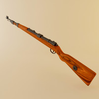 German Rifle - Mauser 98