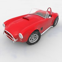 3ds max shelby cobra