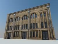 Photorealistic facade 002