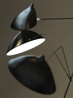 serge mouille lamps standing 3ds