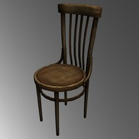 3d chair furniture model