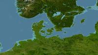 denmark maps 3d max