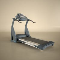 3d reebok treadmill