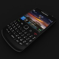 3d model blackberry bold 9780