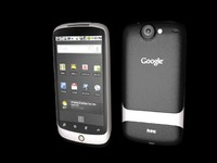 3d cell phone google nexus