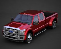 Ford Super Duty King Ranch
