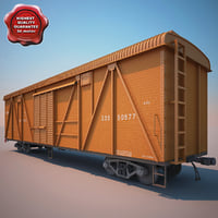 Goods Wagon 11-066 V2