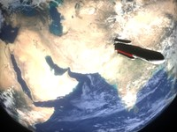 maya nasa rocket