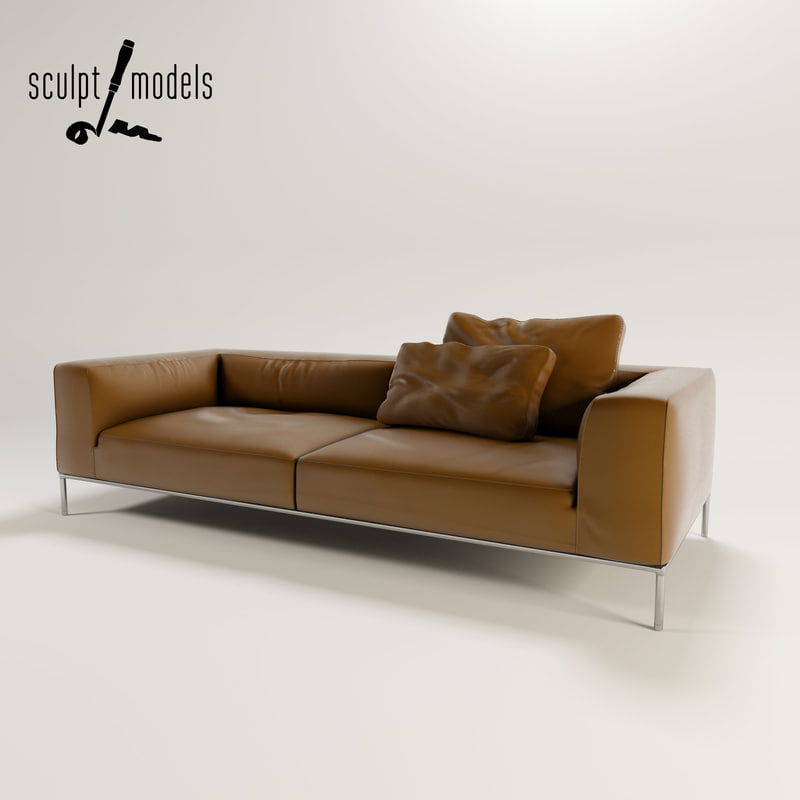 3d ma italia frank sofa. Black Bedroom Furniture Sets. Home Design Ideas