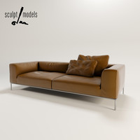 3d ma italia frank sofa