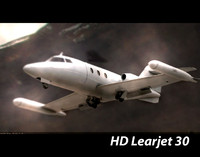 3d jet model