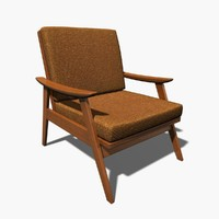 1950 designer chair teak max