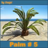 palm tree max