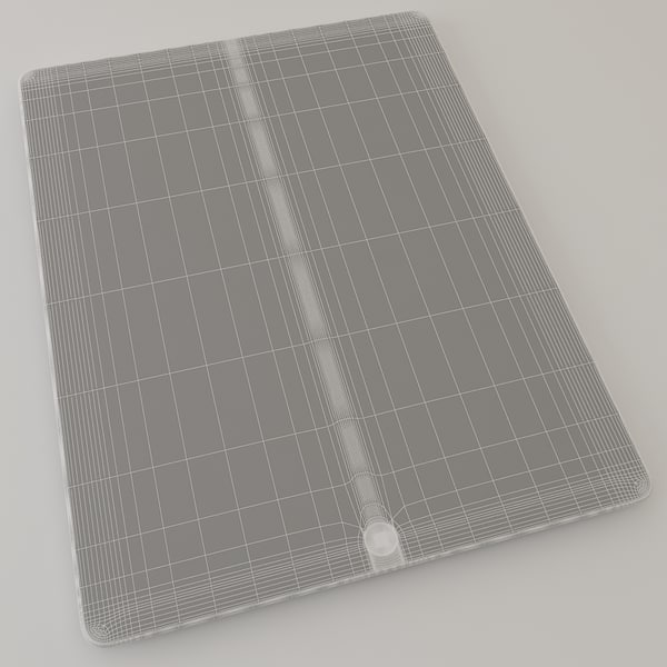apple ipad 2 3g 3d max - Apple iPad 2 3G + Smart Cover... by ThePeriphery