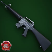 M16A1 Assault Rifle