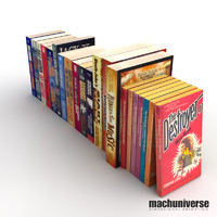 Paperback Books Set 1