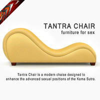 Tantra Chair - Furniture for sex