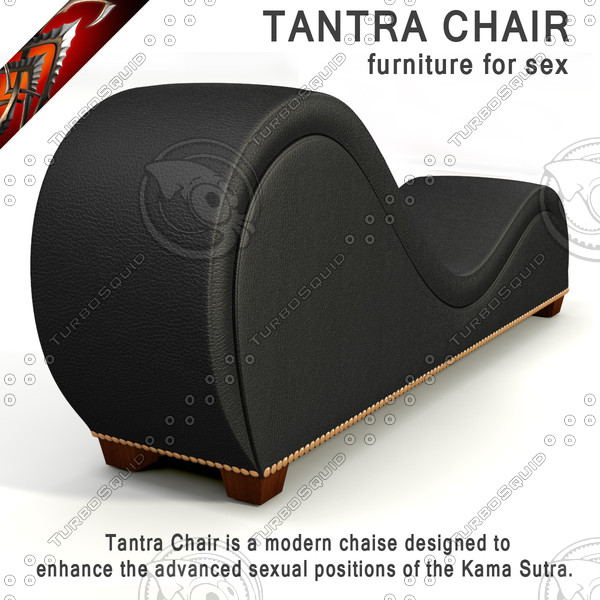 3ds tantra chair furniture sex - Tantra Chair - Furniture for sex... by CG ARTStudio