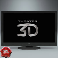 3D TV VIZIO XVT3D650SV