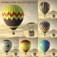 Air Balloon COLLECTION (HIGH resolution)