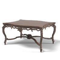 of interni classic baroque carved table dining coffee cocktail