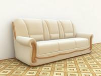 3d sofa v-ray 2