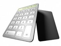 free 3ds model cool calculator
