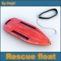 Rescue float