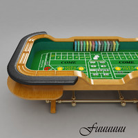 Craps Table 4