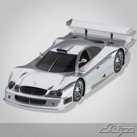 Car Mercedes DLK GTR